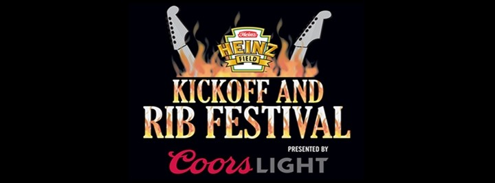 Event: Heinz Field Rib Fest - September 1-5, 2016