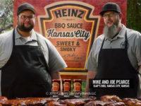 Heinz BBQ Pitmaster Mike and Joe Pearce