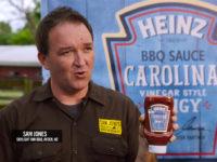 Heinz BBQ Pitmaster Sam Jones