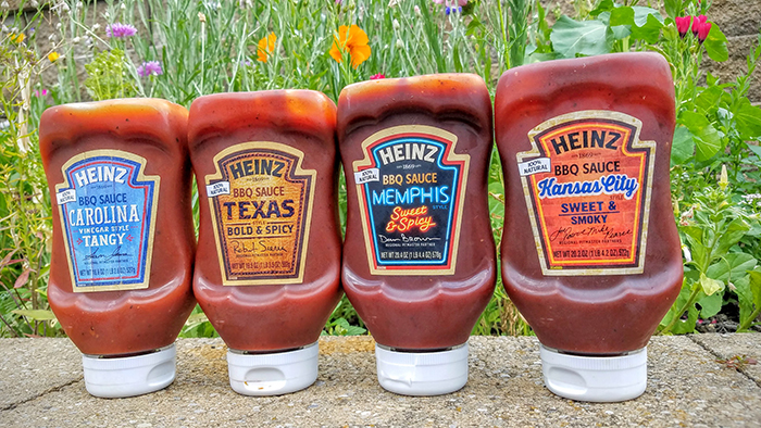 Getting Saucy with Heinz BBQ Pitmaster Collection
