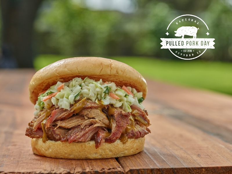 National Pulled Pork Day is here!