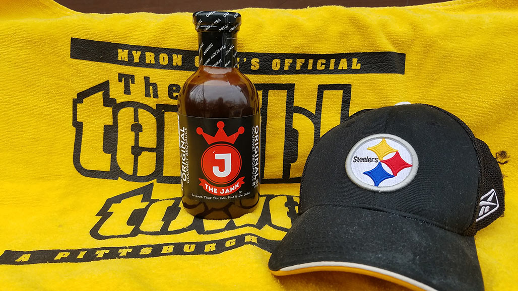 Secret BBQ Sauce Powering the Pittsburgh Steelers