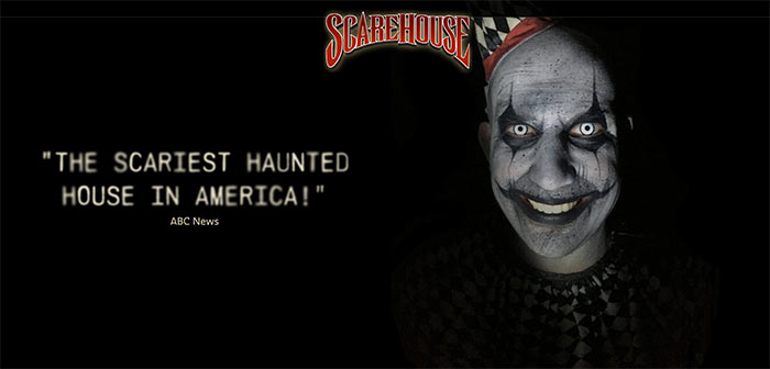 WIN Scarehouse RIP tickets for Halloween Weekend!