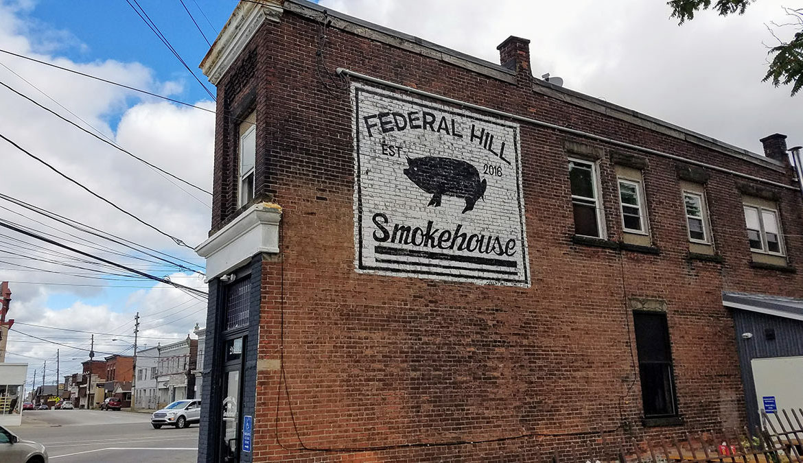 Federal Hill Smokehouse - Erie, PA