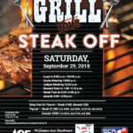 Grill Your Steak Off 2018 Poster