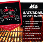 Grill Your Ace Off