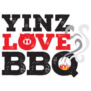Yinz Love BBQ logo