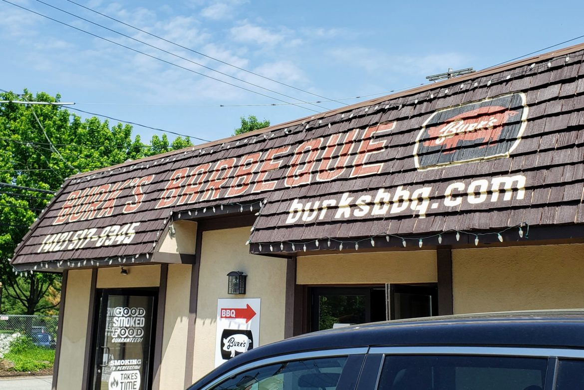 Burk's Barbeque bringing the smoke in Oakmont