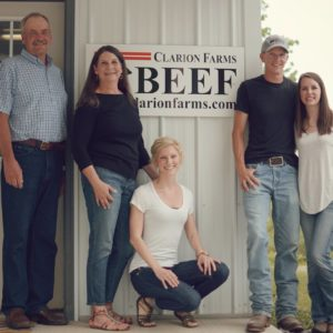 Clarion Farms Beef Barn