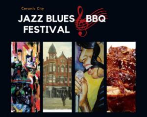 Ceramic City Jazz Blues and BBQ Festival