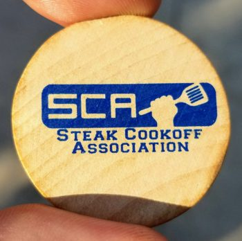 Tips for your first SCA Steak Cookoff competition