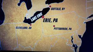 PA Map Mistake