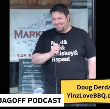 Talking BBQ with YaJagoff! podcast