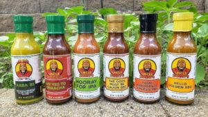 Uncle Jammy Sauces