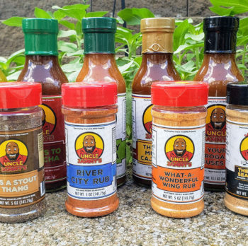 Spice up your next cookout with Uncle Jammy