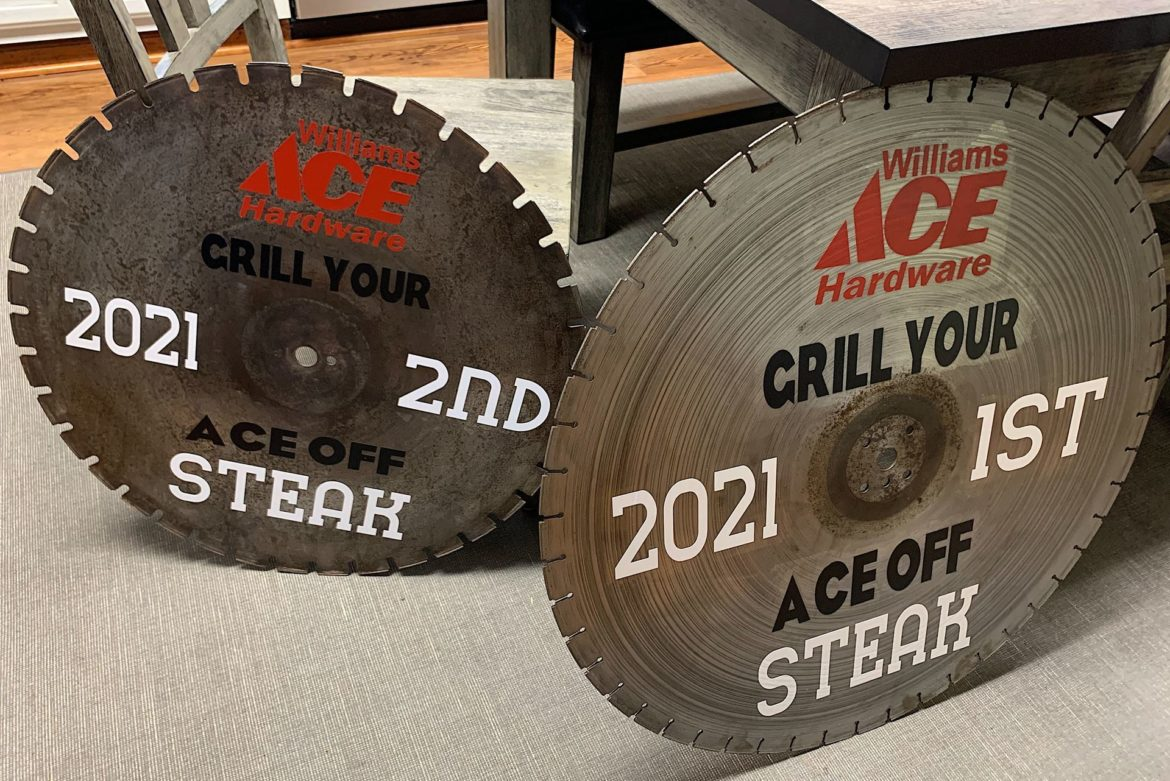 Grill Your Ace Off 2021 - Our Super Bowl of Steak Cookoffs